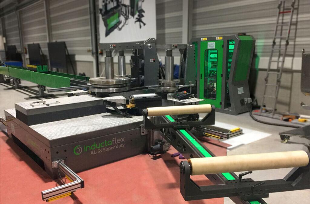 International Suppliers For Aluminium Extrusion Bending Machines