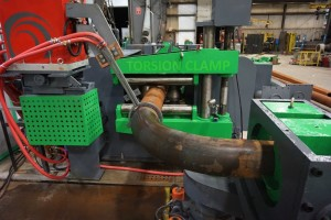 New Induction Bending Machine Features World First For Enhanced Torsional Stability