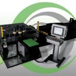AL-1e aluminium bending machine for automotive parts